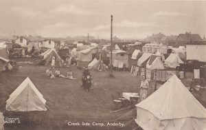 The Camp Site - Creekside
